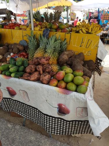 Au marché local