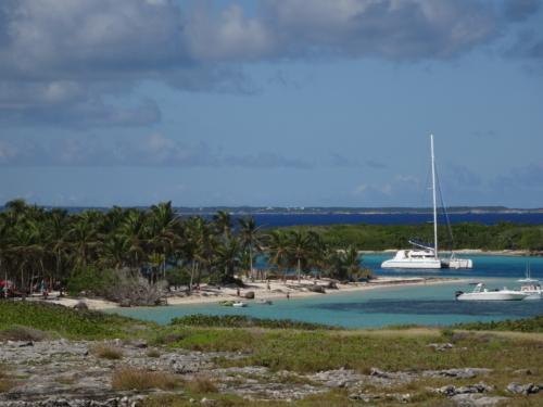 Voyage sur les Petites îles